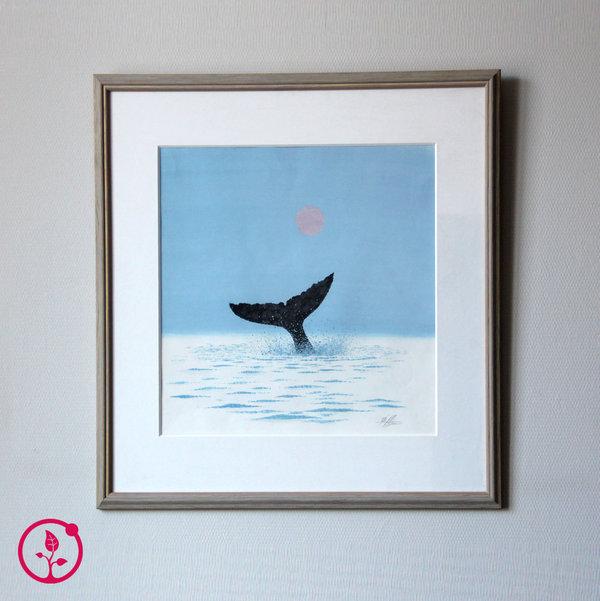 Картина-иллюстрация Игоря Олейникова к книге «Котобой, или Коты выходят в море»