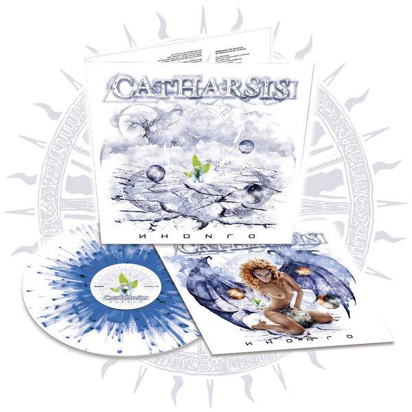 """CATHARSIS: LP """"INDIGO"""" с автографами"""
